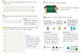1. Sınıf Toplama işlemi (Temel Matematik)