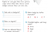 Okuduğunu Anlama (13)