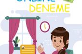 1. Sınıf Online Deneme – 4