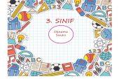 3. SINIF DENEME SINAVI 2020 PDF – 1