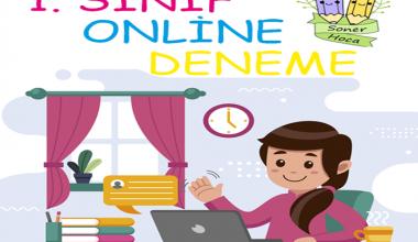 1. Sınıf Online Deneme Sınavı – 5