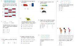 3. Sınıf Hece Bilgisi Testi – 1