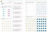3. Sınıf Sekizer Ritmik Sayma Etkinlikleri