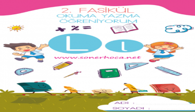 1. Sınıf L Sesi Etkinlikleri ve Çalışmaları
