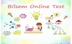 Bilsem Online Genel Değerlendirme Testi