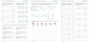 3. Sınıf Matematik Birer – Onar – Yüzer Ritmik Sayma