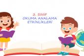2. Sınıf Okuma Anlama Etkinliği – 8