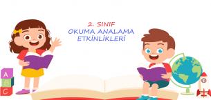 2. Sınıf Okuma Anlama Etkinliği – 17