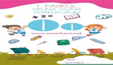 1. Sınıf İ Sesi Etkinlikleri ve Çalışmaları
