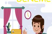 3. Sınıf Online Deneme – 1 (2020 – 2021)