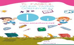1. Sınıf I Sesi Etkinlikleri ve Çalışmaları