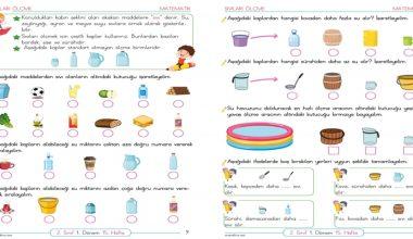 2. Sınıf Sıvıları Ölçme