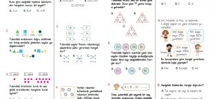 3. Sınıf Doğal Sayılar Testi – 2
