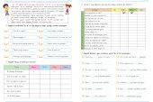 4. Sınıf Türkçe (Yazım Kuralları – De'nin Yazımı – 1)