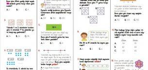 3. Sınıf Doğal Sayılar Testi – 3