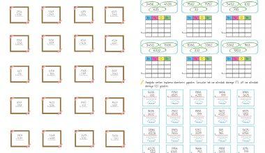 4. Sınıf Matematik (Toplama İşlemi – 1)