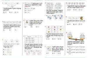 3. Sınıf Toplama İşlemi Testi – 3