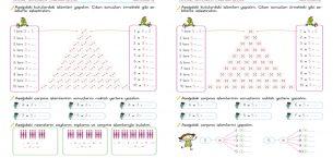 2. Sınıf Çarpma İşlemi Etkinlikleri ve Çalışma Kağıdı