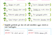 1. Sınıf 5N1K Etkinlikleri (10)