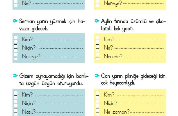 1. Sınıf 5N1K Etkinlikleri (8)