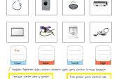 4. Sınıf Teknolojik Aletlerin Kullanım Alanları – 1